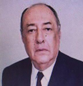 Abdelaziz Maoui Ministre du Tourisme Algérien